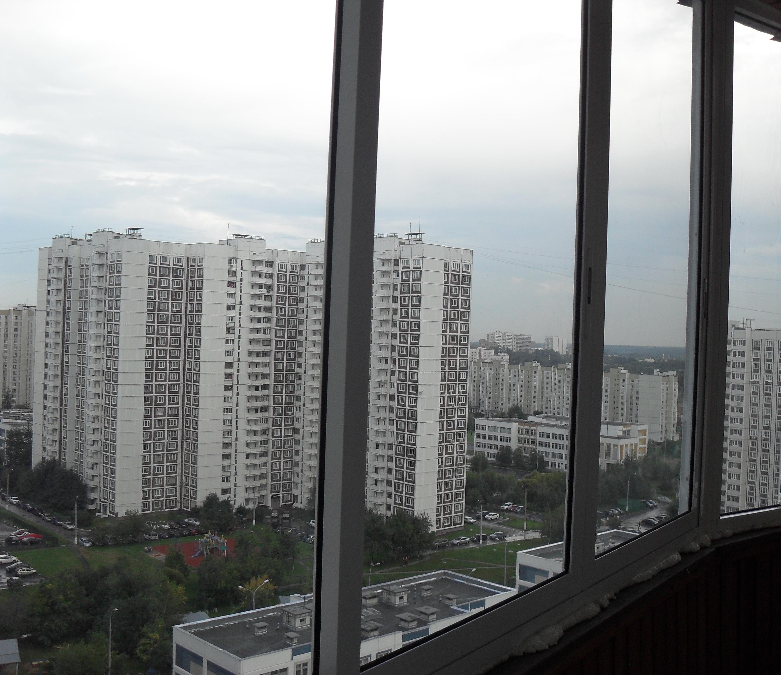 Остекление балконов под ключ недорого